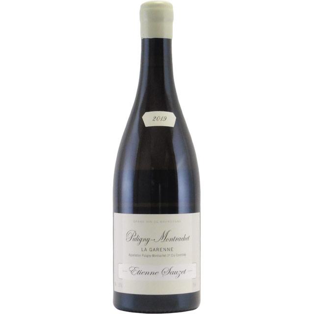 ピュリニー・モンラッシェ プルミエ・クリュ・ラ・ガレンヌ 2018 エティエンヌ・ソゼ フランス ブルゴーニュ 白ワイン 750ml