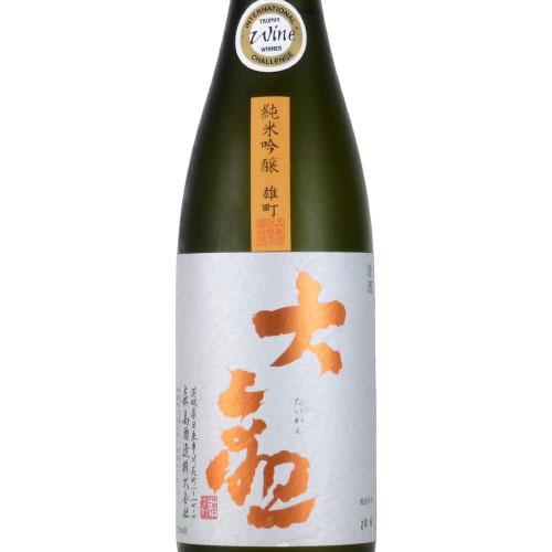 大観 雄町 純米吟醸酒 茨城県森島酒造 720ml