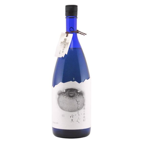 とらふぐ珍魚 芋焼酎 宮崎県 王手門酒造 1500ml