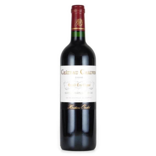 シャトー・ショーヴァン サンテミリオン・グランクリュ・クラッセ 2006 シャトー元詰 フランス ボルドー 赤ワイン 750ml