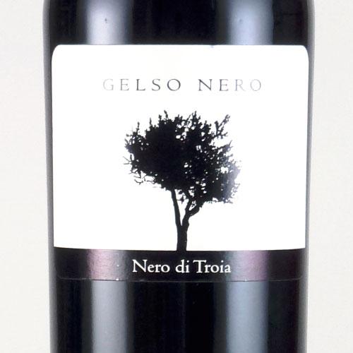 ジェルソ ネロ 2013 ポデーレ ヴェンティ ノーヴェ イタリア プーリア州 赤ワイン 750ml