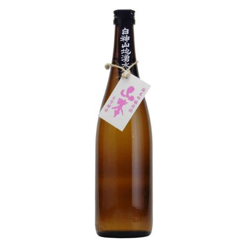 山本 純米吟醸 6号酵母酒 生原酒 秋田県山本合名 720ml