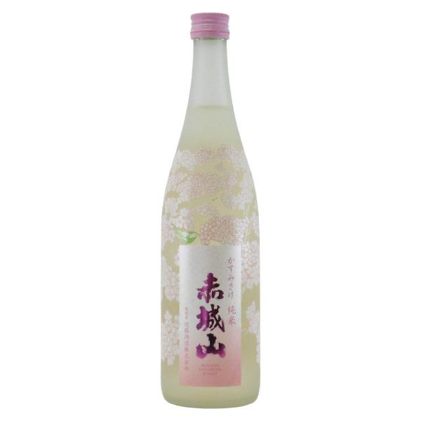 赤城山 かすみさけ 純米酒 群馬県近藤酒造 720ml