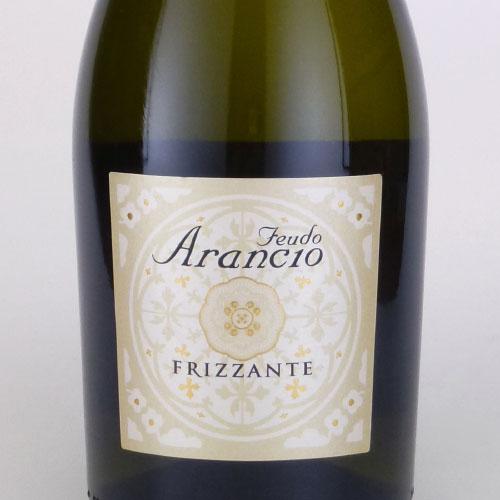 フェウド・アランチョ フリッツァンテ フェウド・アランチョ イタリア シチリア スパークリング白ワイン 750ml