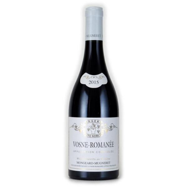 ヴォーヌ・ロマネ 2015 モンジャール・ミュニュレ フランス ブルゴーニュ 赤ワイン 750ml