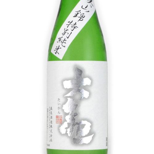 大観 美山錦 特別純米酒生詰酒 茨城県森島酒造 720ml