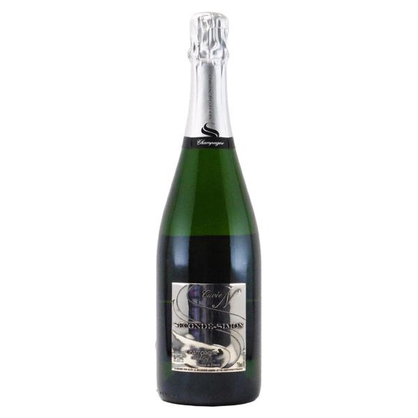 スゴンデ・シモン・ブリュット グラン・クリュ キュヴェN スゴンデ・シモン フランス シャンパーニュ 白ワイン 750ml
