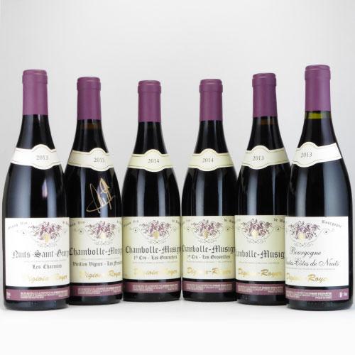 ディジオイア・ロワイエ 2013&2014 フランス ブルゴーニュ 赤ワイン 750ml 6本セット