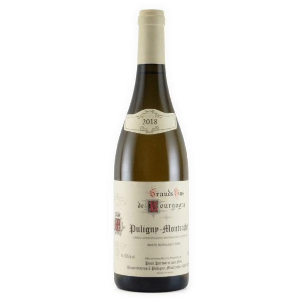 ピュリニー・モンラッシェ 2018 ポール・ペルノー フランス ブルゴーニュ 白ワイン 750ml
