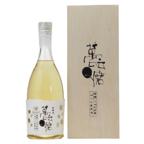 萬うんQ麿(14年樫樽貯蔵) いも焼酎 宮崎県 福田酒造 720ml