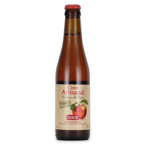 シードル アルティザン ドゥー ヴァル・ド・ランス フランス ブルターニュ 白ワイン 330ml