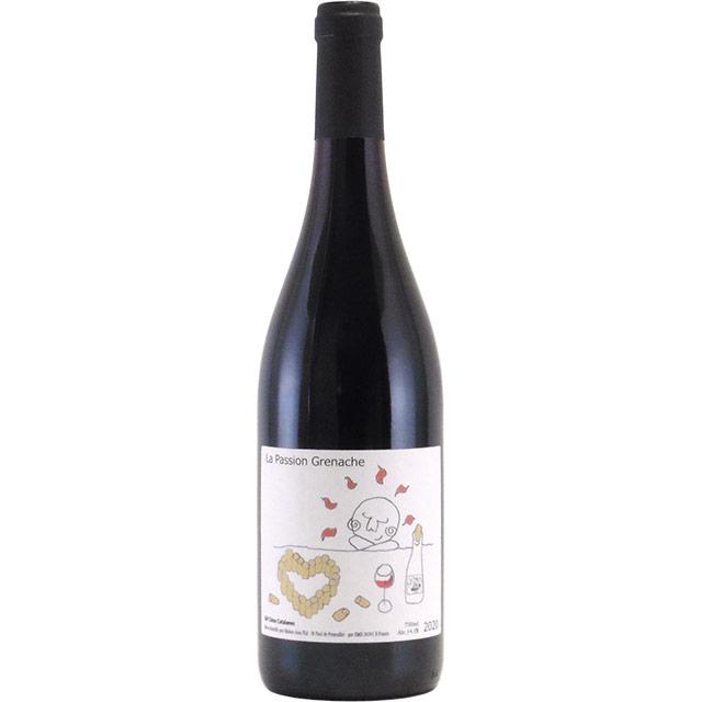 ラ・パッション グルナッシュ 2014 トータベロワーズ共同組合 フランス ルーション 赤ワイン 750ml