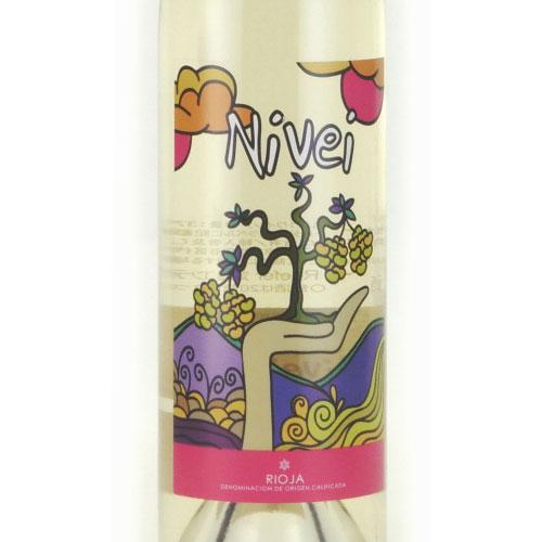 ニベイ 2014 パラシオ・ヴィノテカ スペイン リオハ 白ワイン 375ml