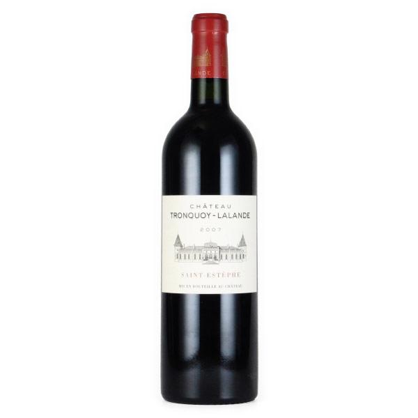 シャトー・トロンコワ・ラランド 2007 シャトー元詰 フランス ボルドー 赤ワイン 750ml