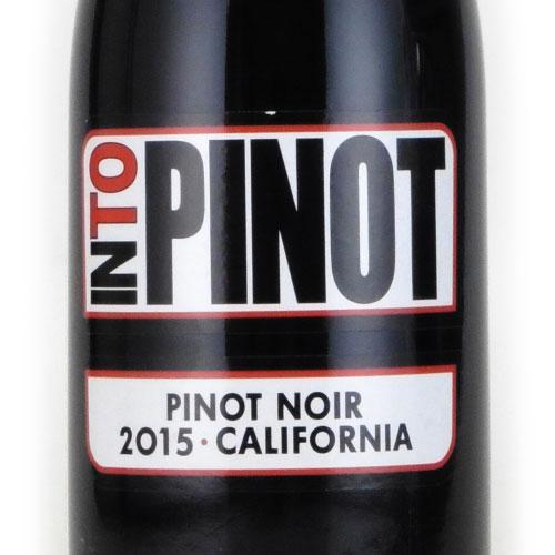 イントゥ ピノ・ノワール 2015 オーク・リッジ・ワイナリー アメリカ カリフォルニア 赤ワイン 750ml