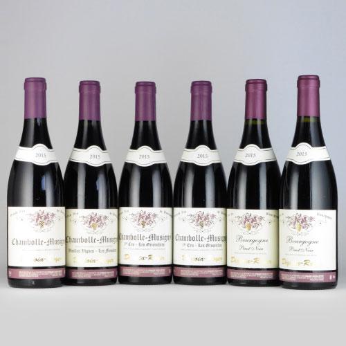 ディジオイア・ロワイエ 2015 フランス ブルゴーニュ 赤ワイン 750ml 6本セット