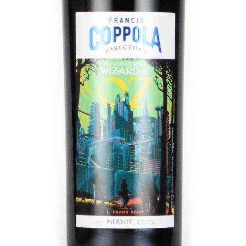 オズの魔法使い 2014 フランシス・フォード・コッポラ・ワイナリー アメリカ カリフォルニア 赤ワイン 750ml