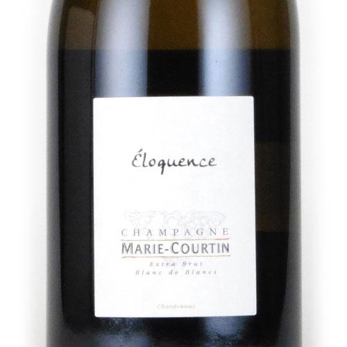 エロカンス ブラン・ド・ブラン エクストラ・ブリュット マリー・クルタン フランス シャンパーニュ 白ワイン 750ml