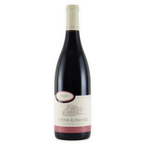 ヴォーヌ・ロマネ 2017 ドメーヌ・ロブロ・マルシャン フランス ブルゴーニュ 赤ワイン 750ml
