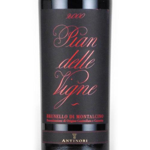 ブルネッロ・ディ・モンタルチーノ 2000 アンティノリ イタリア トスカーナ 赤ワイン 750ml