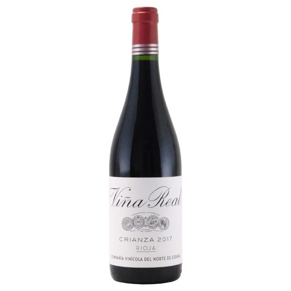 ヴィーニャ・レアル クリアンサ 2017 クネ スペイン リオハ 赤ワイン 750ml
