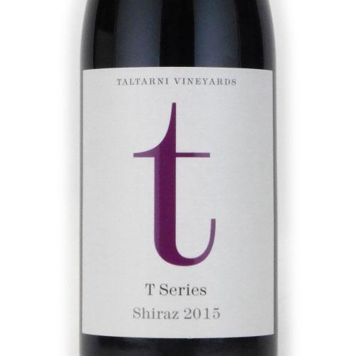 タルターニ Tシリーズ シラーズ 2015 タルターニ オーストラリア ビクトリア州 赤ワイン 750ml