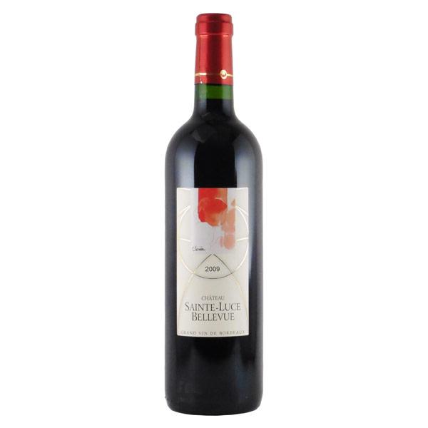 シャトー・サント・リュス・ベルヴュ ルージュ 2003 シャトー元詰め フランス ボルドー 赤ワイン 750ml