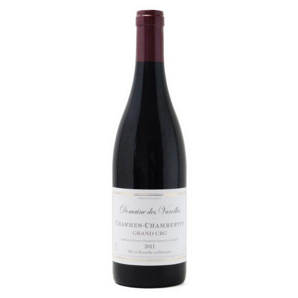 シャルム・シャンベルタン グラン・クリュ 2011 ヴァロワイユ フランス ブルゴーニュ 赤ワイン 750ml