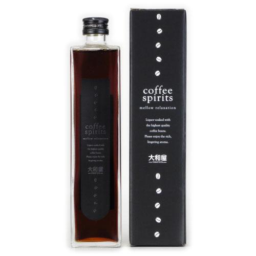 珈琲のお酒 大和屋―YAMATOYA― Coffeespirits 美峰酒類 500ml