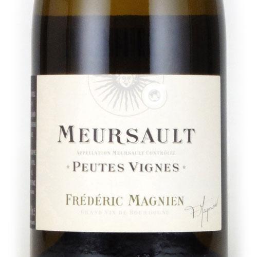 ムルソー レ・プート・ヴィーニュ 2014 フレデリック・マニャン フランス ブルゴーニュ 白ワイン 750ml