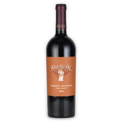 エステート ナパ・ヴァレー カベルネ・ソーヴィニヨン 2014 クロ・デュ・ヴァル アメリカ カリフォルニア 赤ワイン 750ml