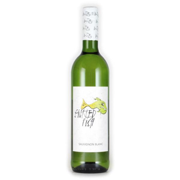 ピクルド・フィッシュ ソーヴィニヨン・ブラン 2017 ピクルド・フィッシュ 南アフリカ ステレンボッシュ 白ワイン 750ml