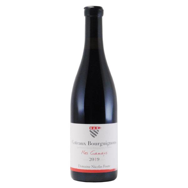 コトー・ブルギニヨン ルージュ・メ・ガメイ 2019 ニコラ・フォール フランス ブルゴーニュ 赤ワイン 750ml