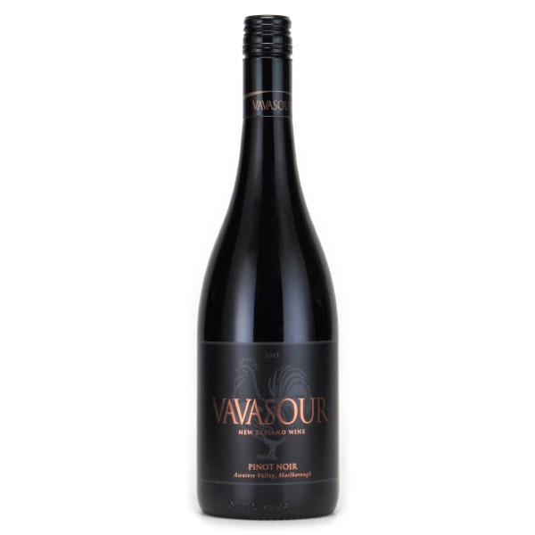 ピノ・ノワール 2013 ババサワー ニュージーランド マールボロ 赤ワイン 750ml