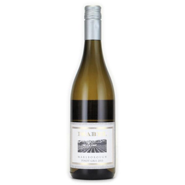 ピノ・グリ 2013 イザベル ニュージーランド セントラル・オタゴ 白ワイン 750ml