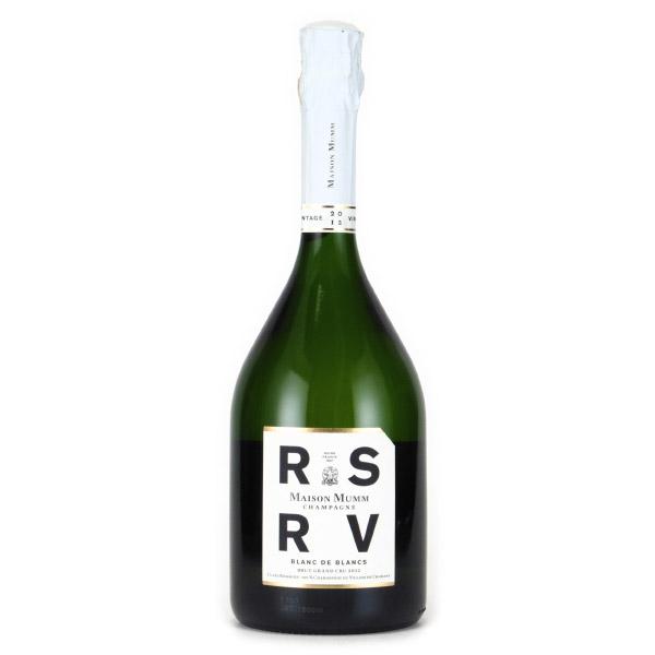 メゾンマム ブラン・ド・ブラン 2012 マム フランス シャンパーニュ 白ワイン 750ml