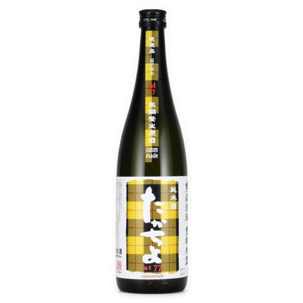 たかちよ豊潤無塵 ai77酒 無調整生原酒 新潟県高千代酒造 720ml