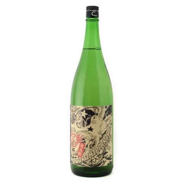 北島・ひっぱりだこ 純米吟醸酒 滋賀県北島酒造 1800ml