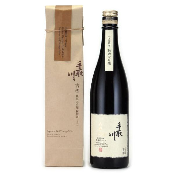 手取川 古酒 純米大吟醸酒 梅舞花-1994- 石川県吉田酒造店 720ml