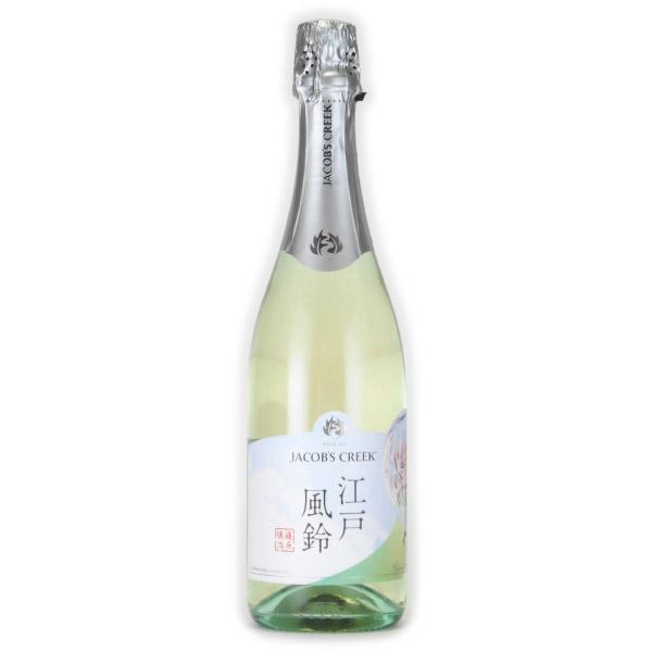 江戸風鈴 ジェイコブス・クリーク オーストラリア 南東オーストラリア 白ワイン 750ml