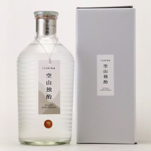 いいちこ 空山独酌 麦焼酎 大分県 三和酒類(株) 720ml