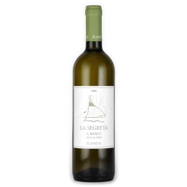 ラ・セグレタ・ビアンコ プラネタ イタリア プーリア 白ワイン 750ml