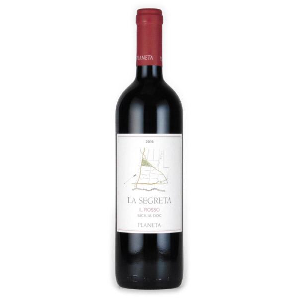 ラ・セグレタ・ロッソ 2016 フェウディ・ディ・サン・グレゴリオ イタリア シチリア 赤ワイン 750ml