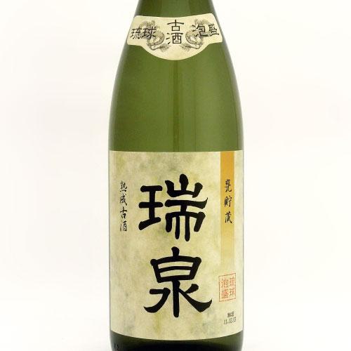 瑞泉 古酒43度 沖縄県瑞泉酒造 1800ml