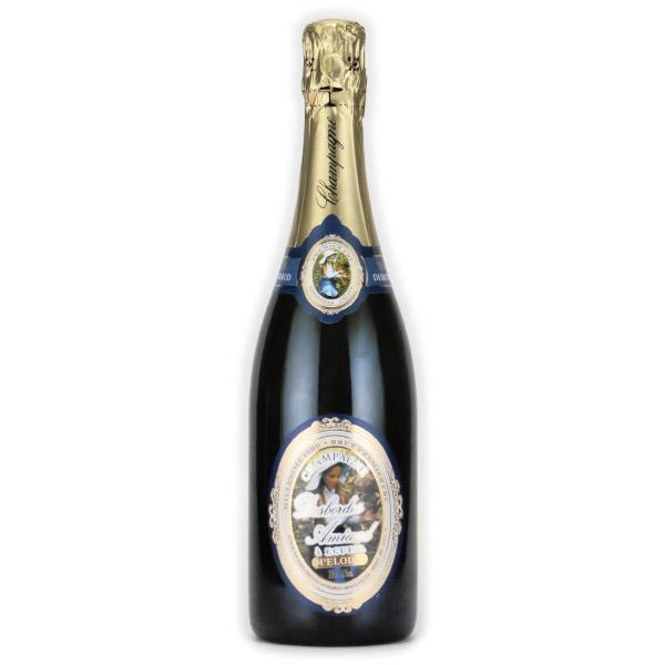 デボルド・アミオー ブリュット・レコルト・プルミエクリュ 1990 フランス シャンパーニュ 白ワイン 750ml