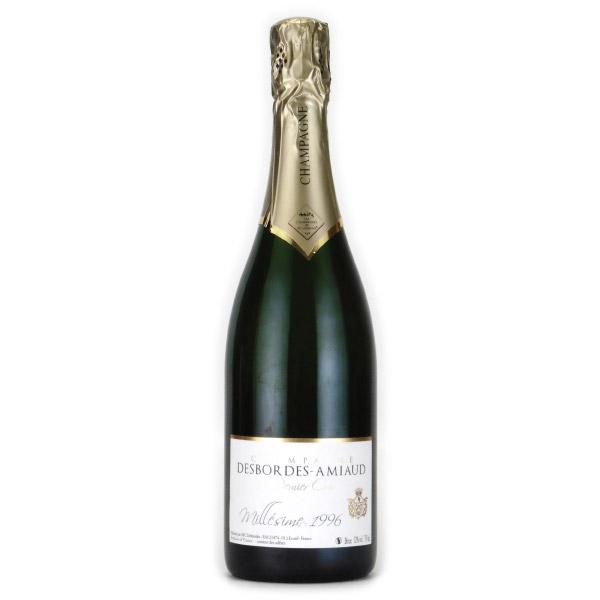 デボルド・アミオー ブリュット・レコルト・プルミエクリュ 1996 フランス シャンパーニュ 白ワイン 750ml