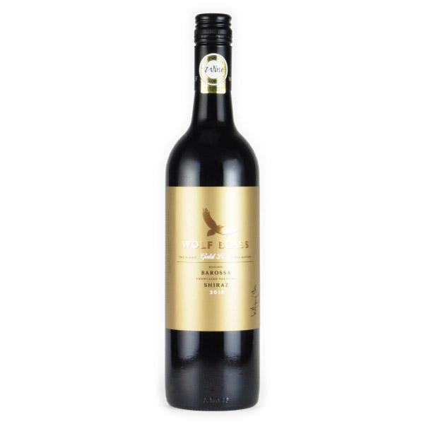 ウルフ ブラス ゴールドラベル シラーズ 2015 ウルフ・ブラス オーストラリア 南オーストラリア 赤ワイン 750ml