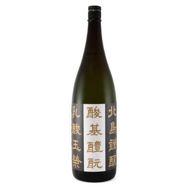 北島MOTTO GO GO 純米吟醸酒 生原酒 滋賀県北島酒造 1800ml