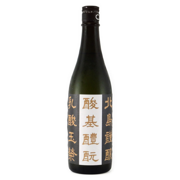 北島MOTTO GO GO 純米吟醸酒 生原酒 滋賀県北島酒造 720ml