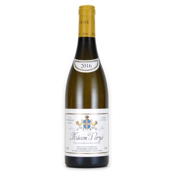マコン・ヴェルゼ 2016 ルフレーヴ フランス ブルゴーニュ 白ワイン 750ml